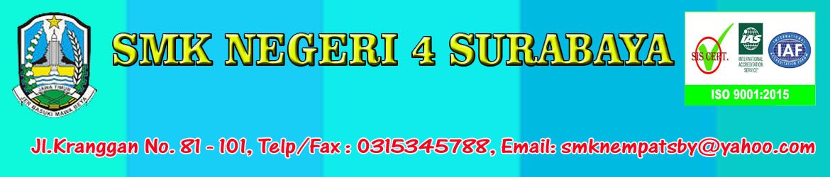 Website SMKN 4